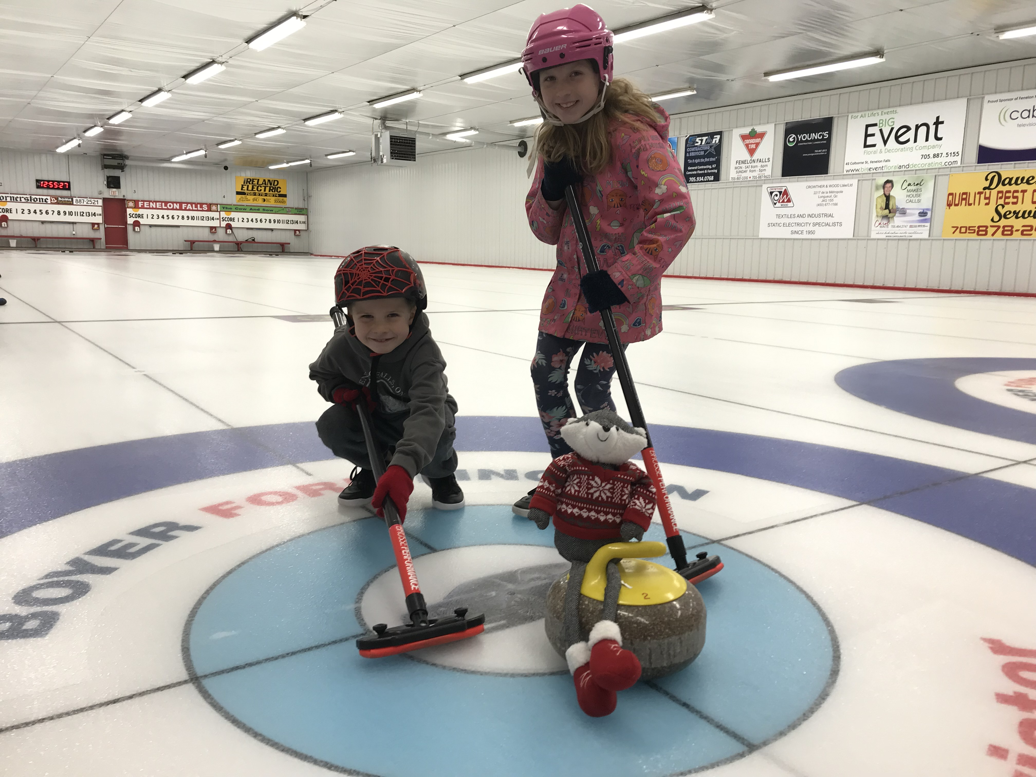 Curling_Kids